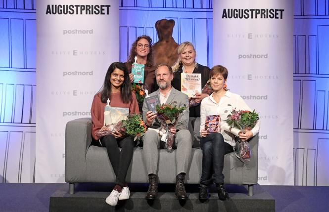 Augustpriset 2017